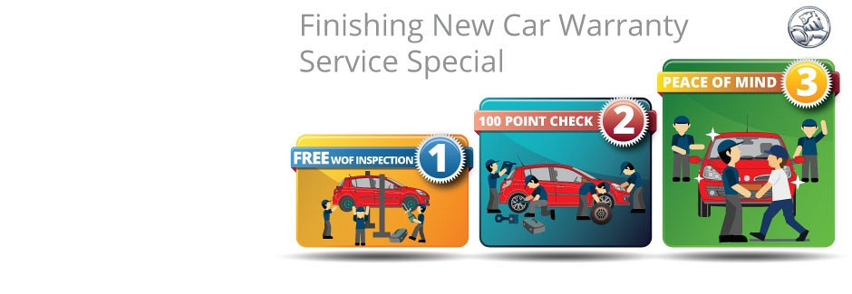 3 Year or 100,000KM Service Special