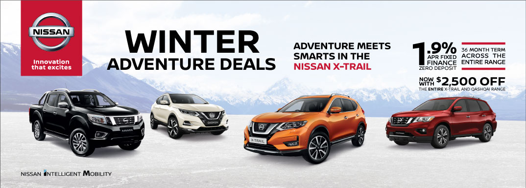 Xtrail Winter Special